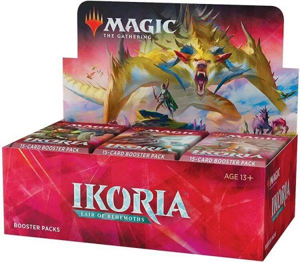 Magic The Gathering Ikoria Lair of Behemoths Sealed Booster Box