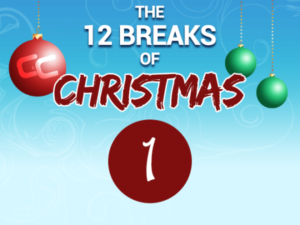 The 12 Breaks of Christmas - #1