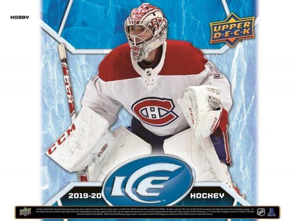 2019-20 Upper Deck Ice Hockey