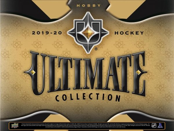 2019-20 Upper Deck Ultimate