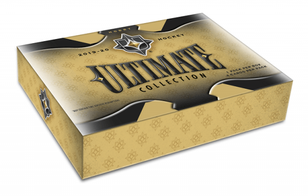 2019-20 Upper Deck Ultimate Hockey Hobby Box