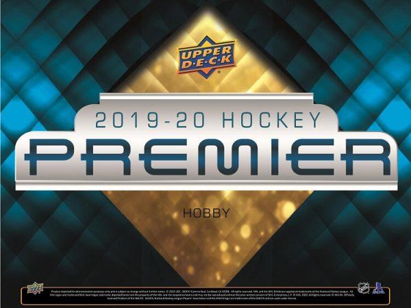 2019-20 Upper Deck Premier