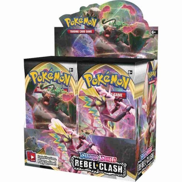 Pokemon Rebel Clash