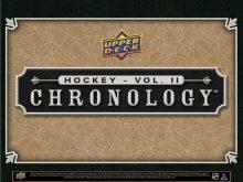 2019-20 Upper Deck Chronology