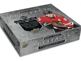 2020-21 Artifacts Hockey Hobby Box