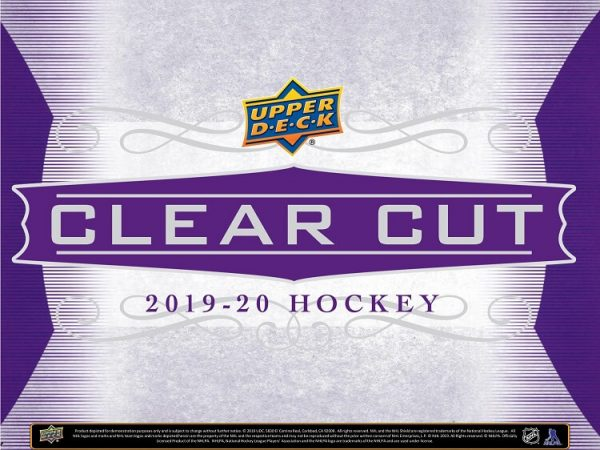 2019-20 Upper Deck Clear Cut