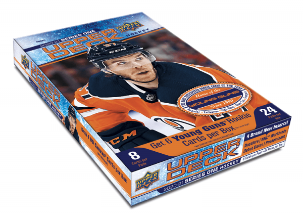 2020-21 Upper Deck Series 1