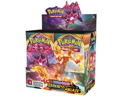 Pokemon Darkness Ablaze
