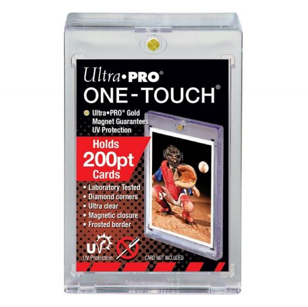 Ultra Pro 200pt One Touch Magnetic Closure