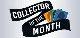 Collector of the Month with Link