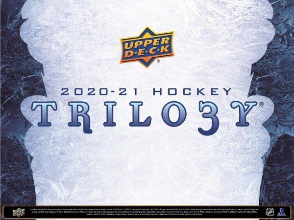 2020-21 Upper Deck Trilogy