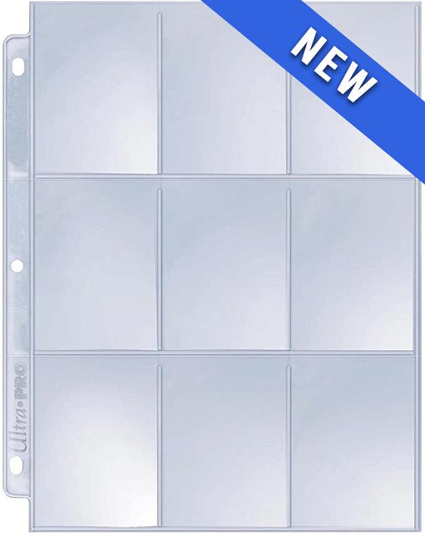 Ultra Pro 9 Pocket Page