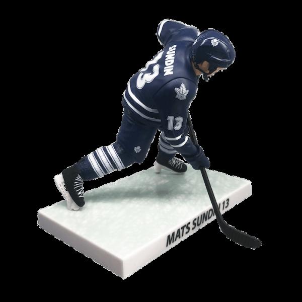 """2020-21 PSA Mats Sundin Toronto Maple Leafs 6"""" Action Figure - Right side"""