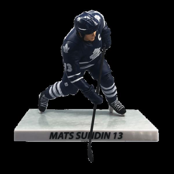 """2020-21 PSA Mats Sundin Toronto Maple Leafs 6"""" Action Figure - Front"""