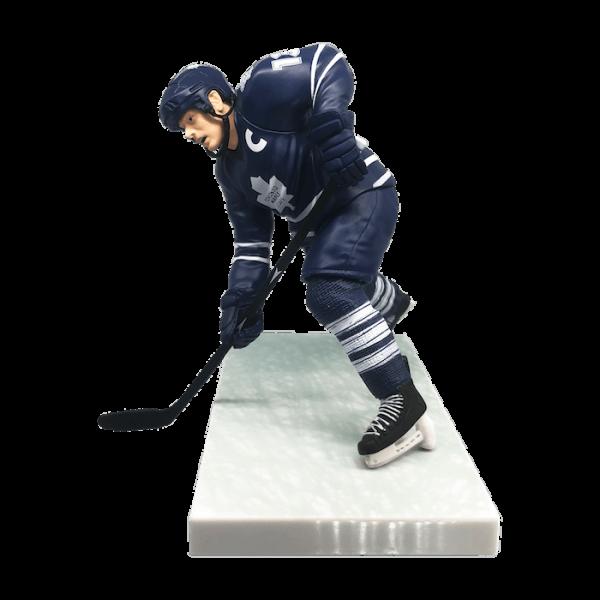 """2020-21 PSA Mats Sundin Toronto Maple Leafs 6"""" Action Figure - Left side"""