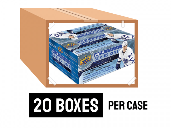17-18 Series 1 Retail - 20 boxes per case