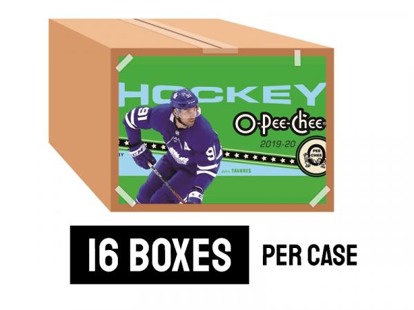 19-20 O-Pee-Chee - 16 boxes per case