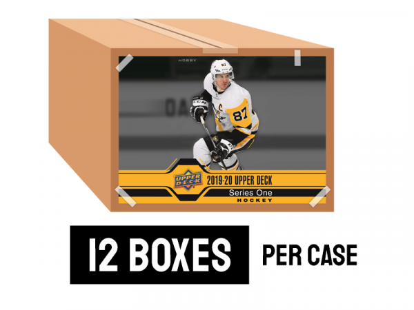19-20 Series 1 Hobby - 12 boxes per case