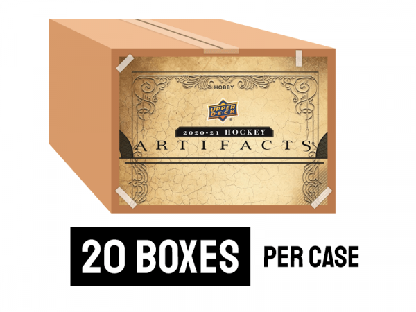 20-21 Artifacts - 20 boxes per case