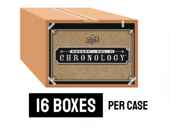 20-21 Chronology - 16 boxes per case
