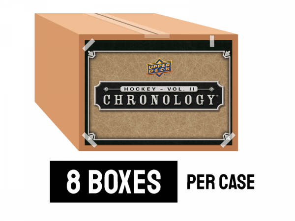 20-21 Chronology - 8 boxes per case
