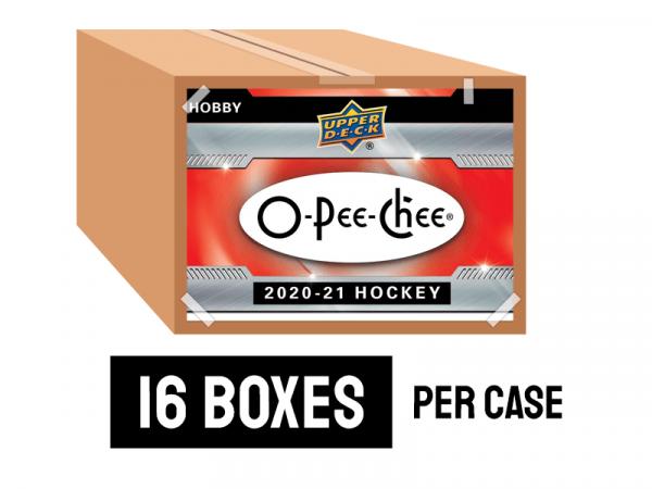 20-21 OPC - 16 boxes per case