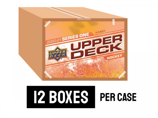 20-21 Series One Hobby - 12 boxes per case