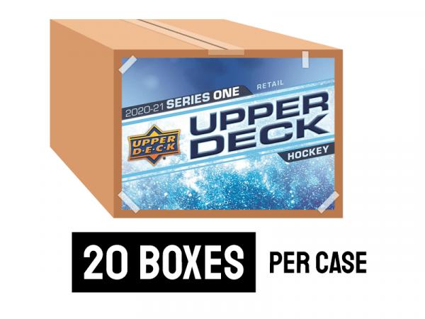 20-21 Series One Retail - 20 boxes per case