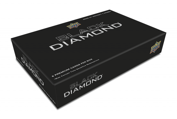 2020-21 Upper Deck Black Diamond Hockey Hobby Box