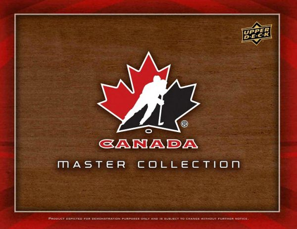 2015 Upper Deck Team Canada Master Collection