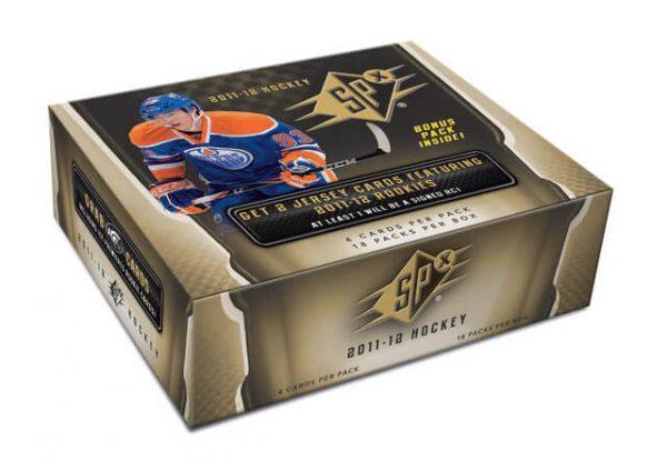 2011-12 SPx Hockey Hobby Box