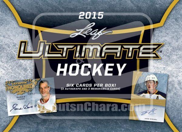 2015-16 Leaf Ultimate Hockey
