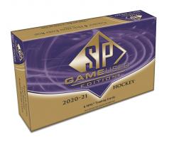 2020-21 Upper Deck SP Game Used Hockey Hobby Box