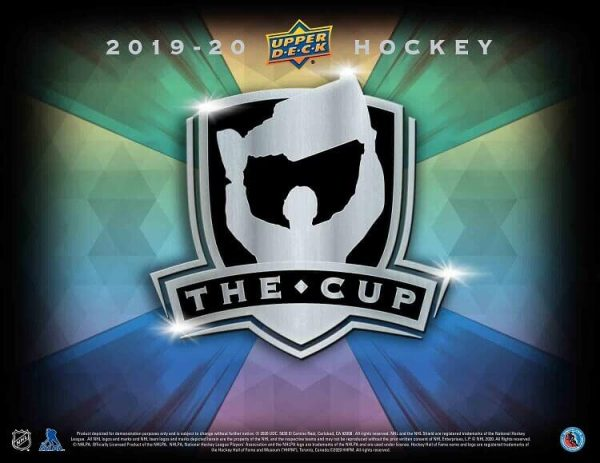 2019-20 Upper Deck The Cup Hockey Hobby Box