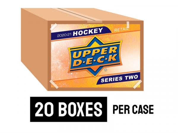 2020-21 Series 2 Retail Case - 20 boxes per case