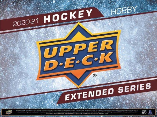 2020-21 Upper Deck Extended Hockey