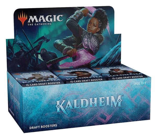 Magic The Gathering Kaldheim Draft Sealed Booster Box