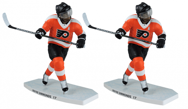 Wayne Simmonds Figures - 2 Figures