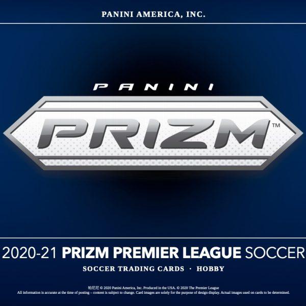 2020-21 Panini Prizm Premier League Hobby Soccer