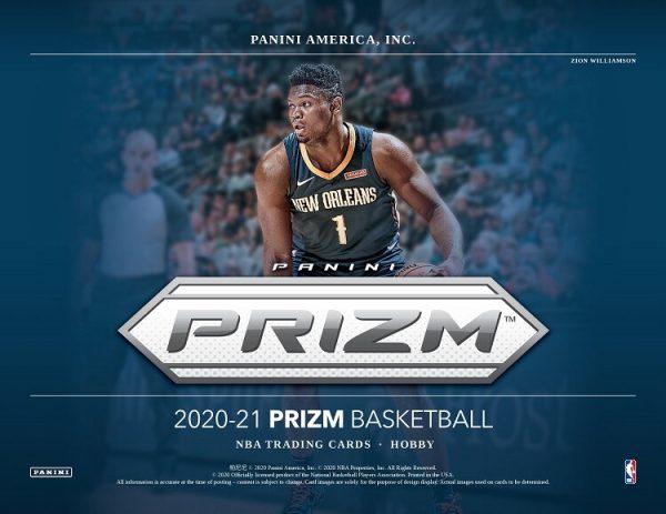 2020-21 Panini Prizm Basketball
