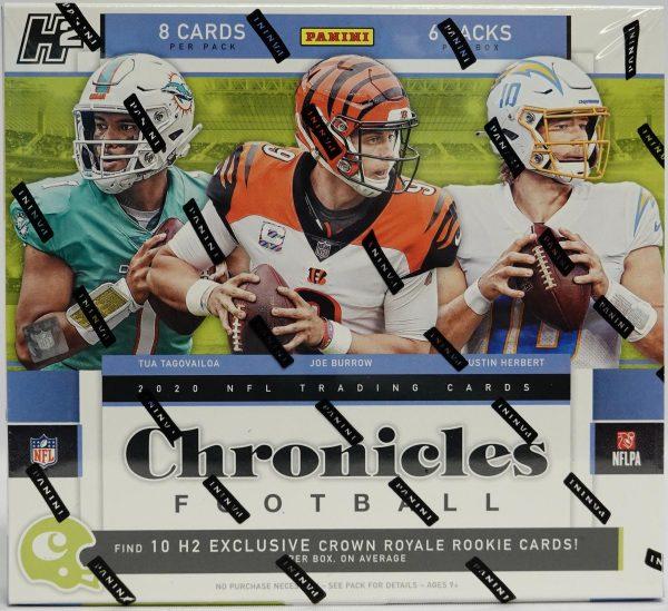 Panini Chronicles Football Box