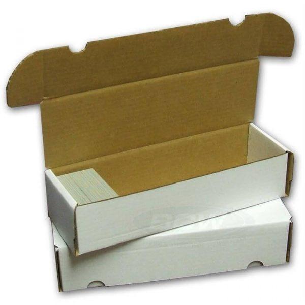 CardBoard Storage Box 660ct