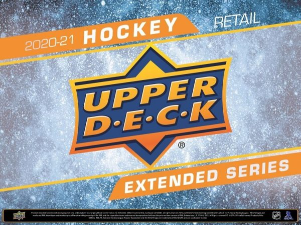2020-21 Upper Deck Extended Retail