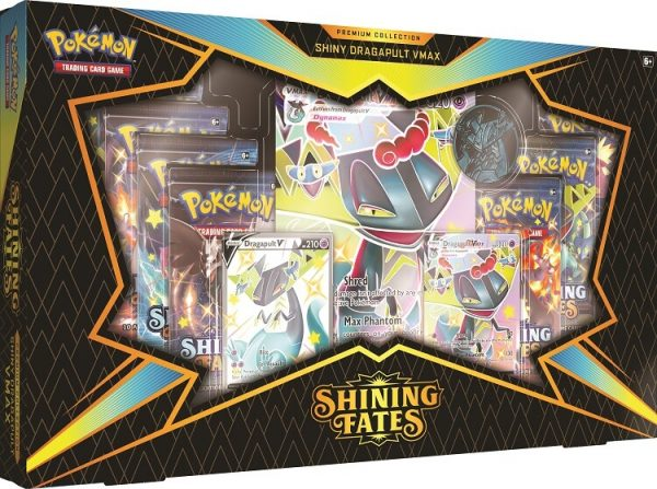 Pokemon Shining Fates Premium Collection - Dragapult V