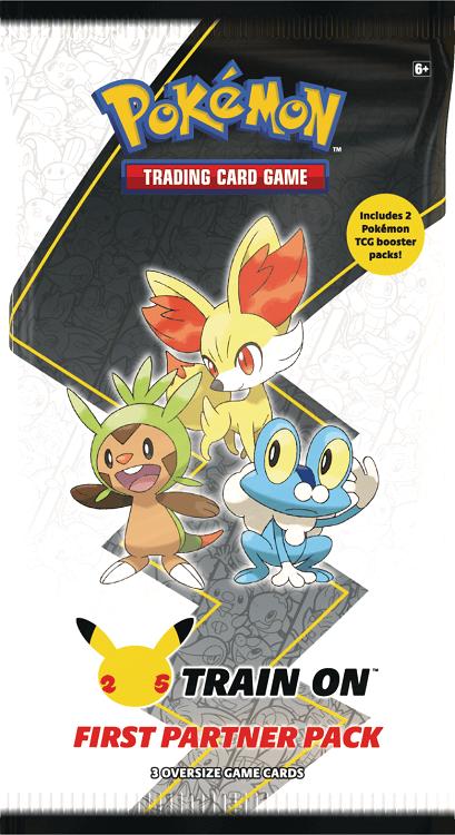 Pokemon First Partner Pack - Kalos