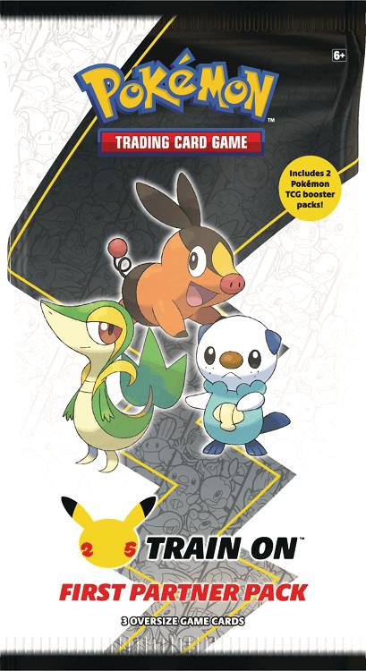 Pokemon First Partner Pack - Unova