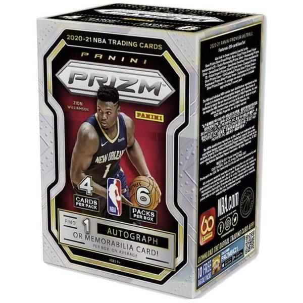 2020-21 Panini Prizm Basketball Blaster Box